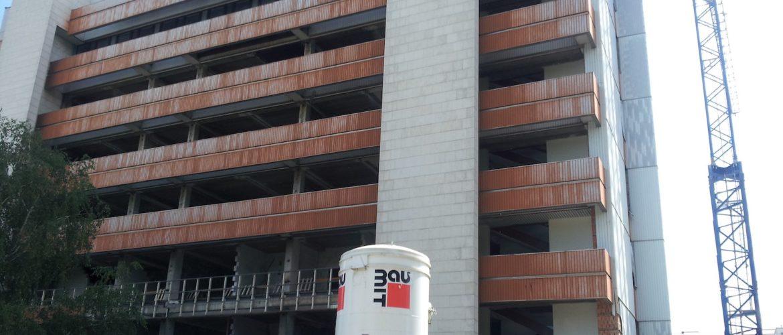 Rekonštrukcia banky na BD, Jašíková Bratislava pôvodný stav